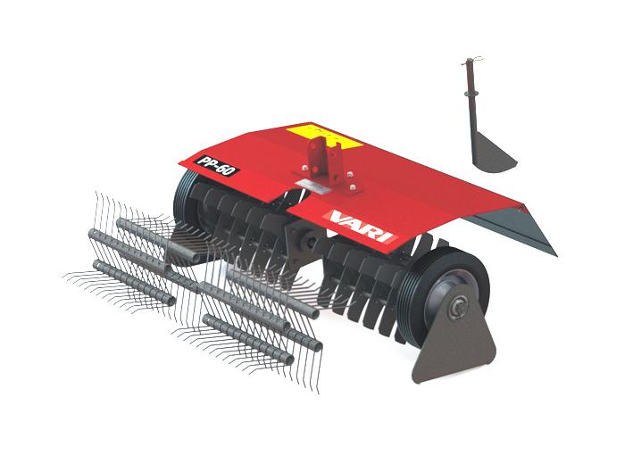 Set pro přestavbu  Vari RP-T2 na PP-60