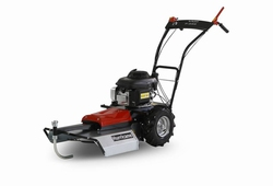 F-550 brush cutter with mulching blade
