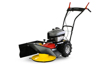Agatha drum mower