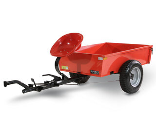 ANV-400 tipping trailer
