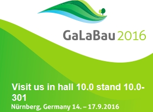 GALABAU 2016, Nuremberg, Germany