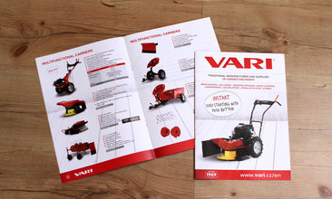 VARI catalogues