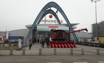 Agrotech Kielce (16.-18.3.2018) - PHOTO AND INFORMATION