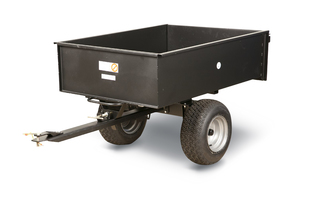 NT 2 tipping trailer