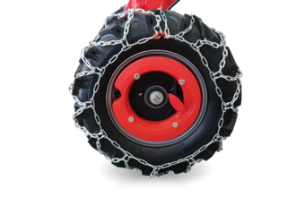 Snow chains for TN drive axle